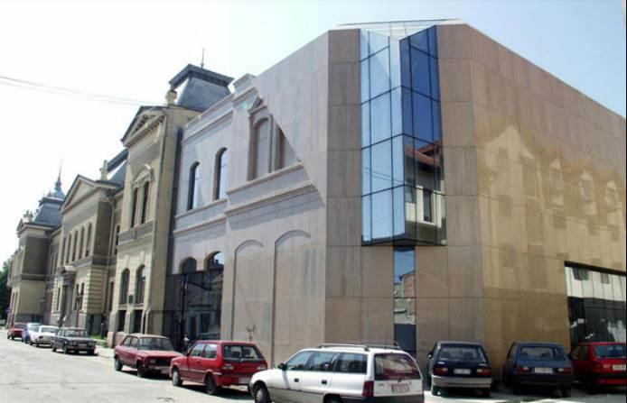 Nova zgrada Biblioteke Matice srpske