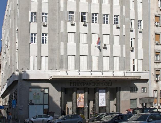 Etnografski muzej zgrada